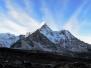 Everest Base Camp: partie 1