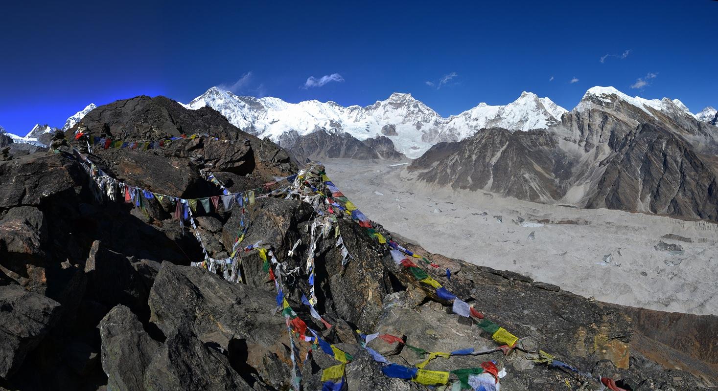 le Cho-Oyu (8201 m).