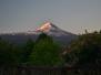 le volcan Sollipulli et le parc Conguillo