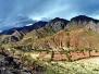 Sucre, le cratère de Maragua et Potosi.